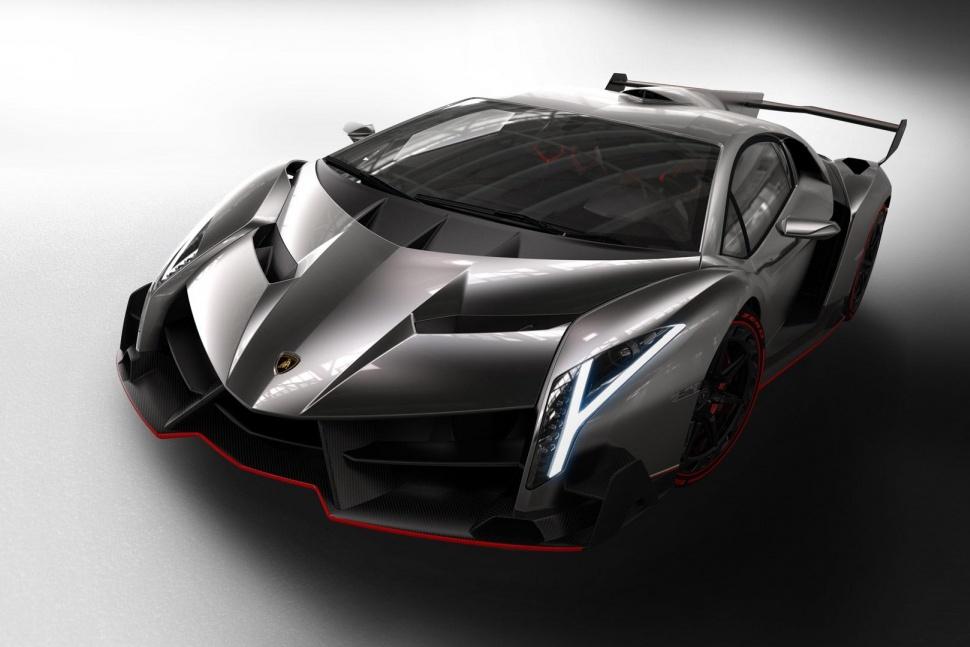 Lamborghini Venom Roadster